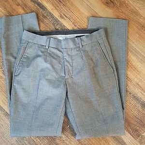 H&M gray dress pants 30 x 31